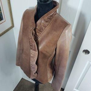 Genuine Leather Jacket sz Medium